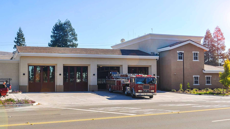 FIRE STATION #7