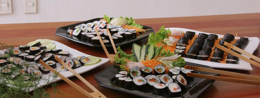 Wedding Sushi