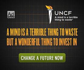 UNCF ad