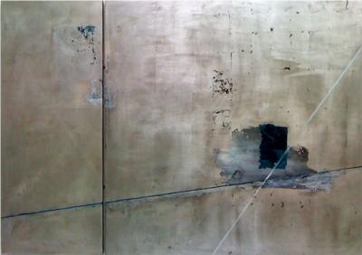 The Door,Diptich, 2010