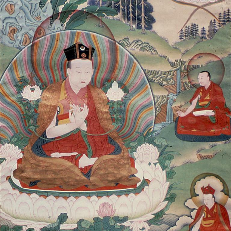 Mahāmudrā Prayer and Eight Verses of Training the Mind