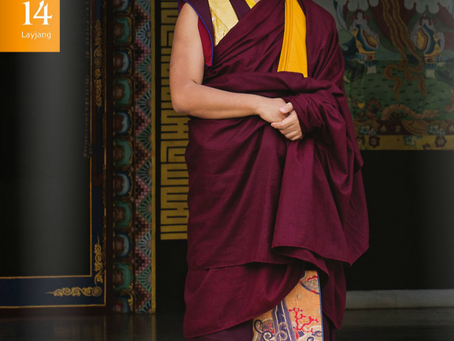 Origin of the Karmapa Chenno Mantra