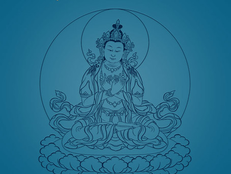 Invitation to Ngondro Class with LAMA DAWA on the day Sakyamuni became Buddha, Thursday 2 Jan 2020