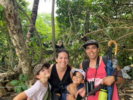 Our Family Trip to Costa Rica