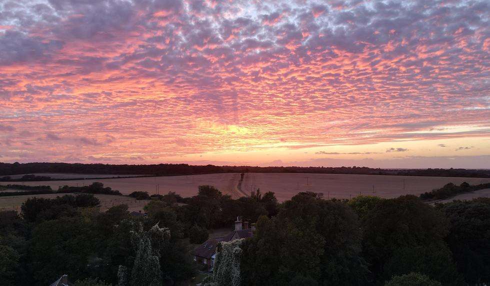 Northbourne Sunset