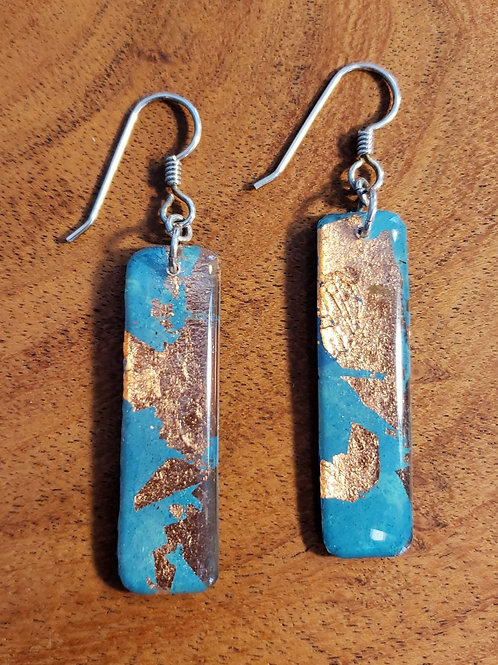 Copper & Turquoise