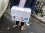 Printer giveaway to foster youth
