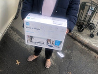 Printer giveaway to Foster Youth in College