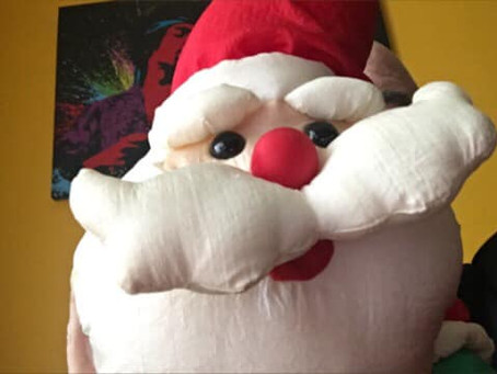 Santa Claus and The Merry Christmas Thing