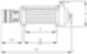Schéma du treuil hydraulique Mile Marker HI 12 000
