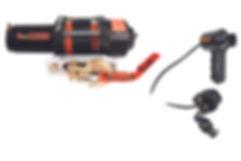 Treuil électrique Mile Marker PE 3 500 livres waterproof
