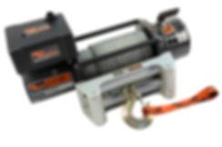 Treuil électrique Mile Marker SEC 9 500 livres waterproof