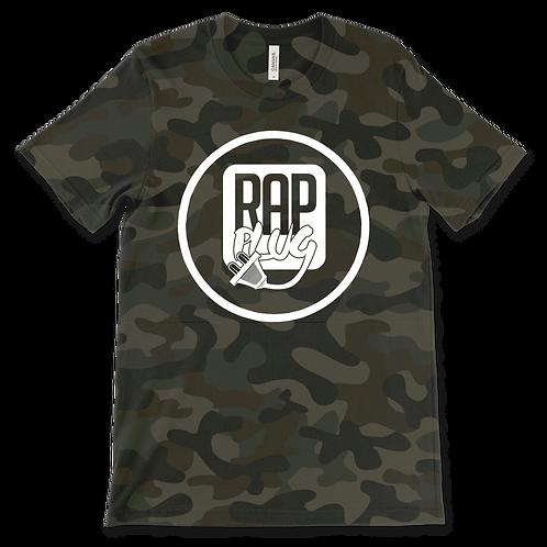 Rap Plug T-Shirt Camo