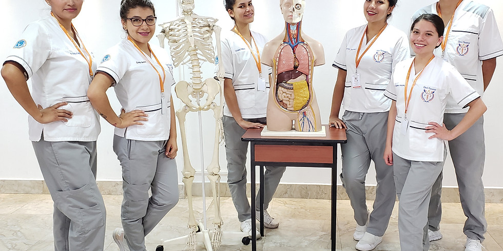 Auxiliar de Enfermería con énfasis en APS y manejo de pacientes COVID-19