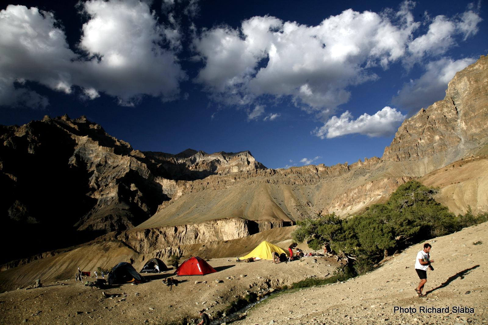 LADAKH Neraks camp