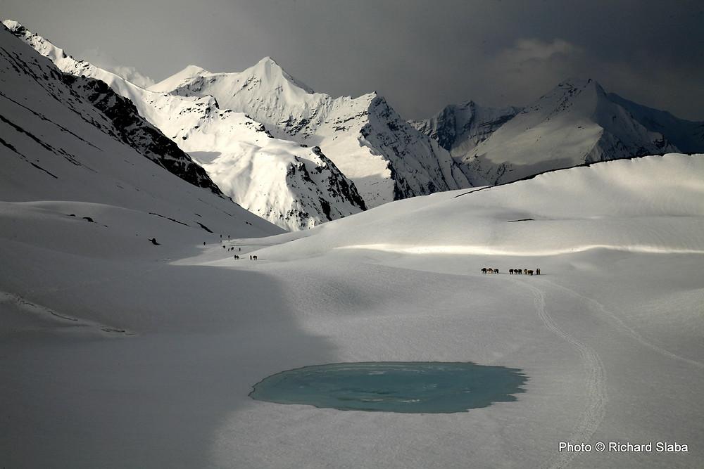 Ladakh Shingo La 5100m