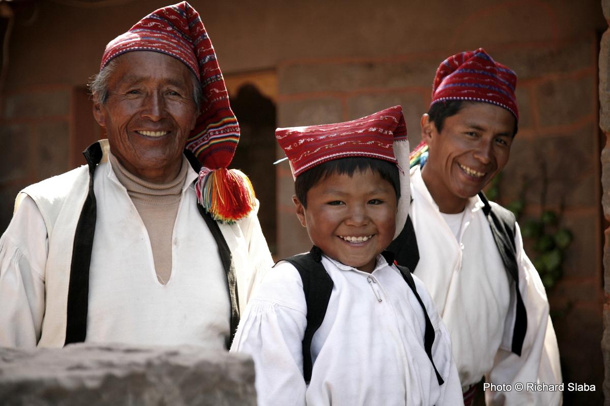 PERU, Taquile