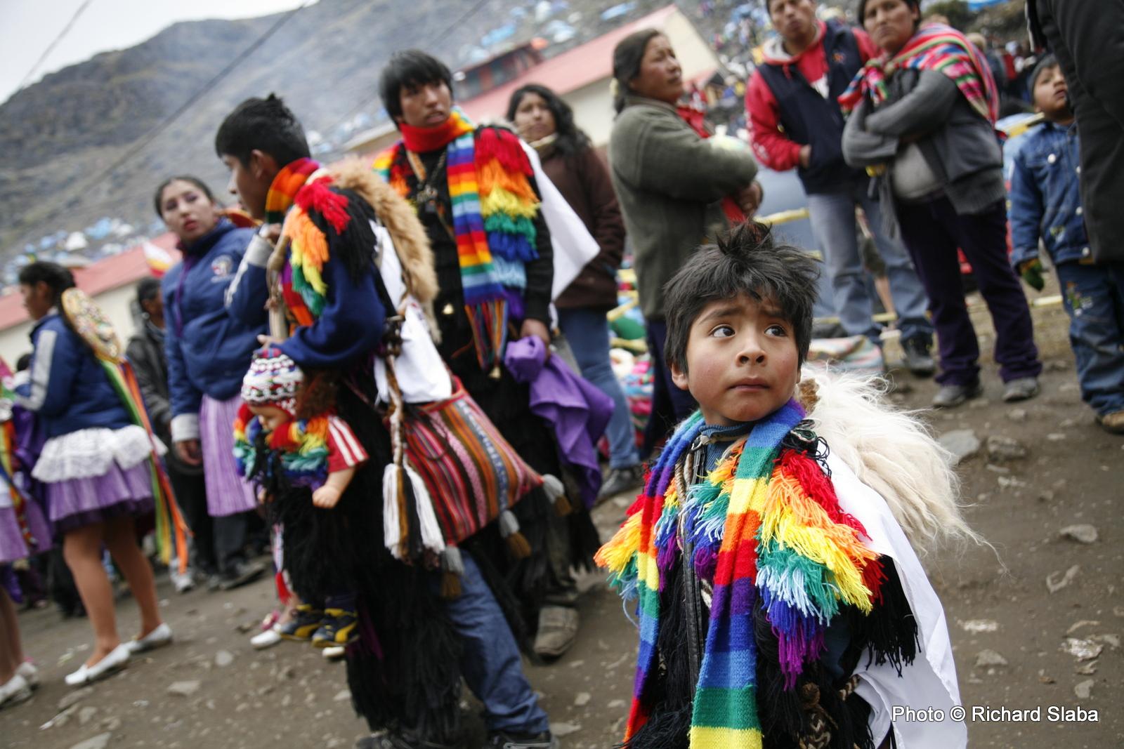 PERU, Ausangate, Senor Quollority