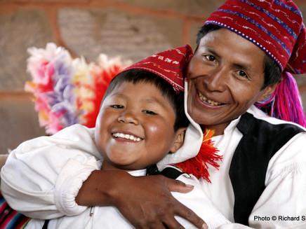 Webové stránky v Peru