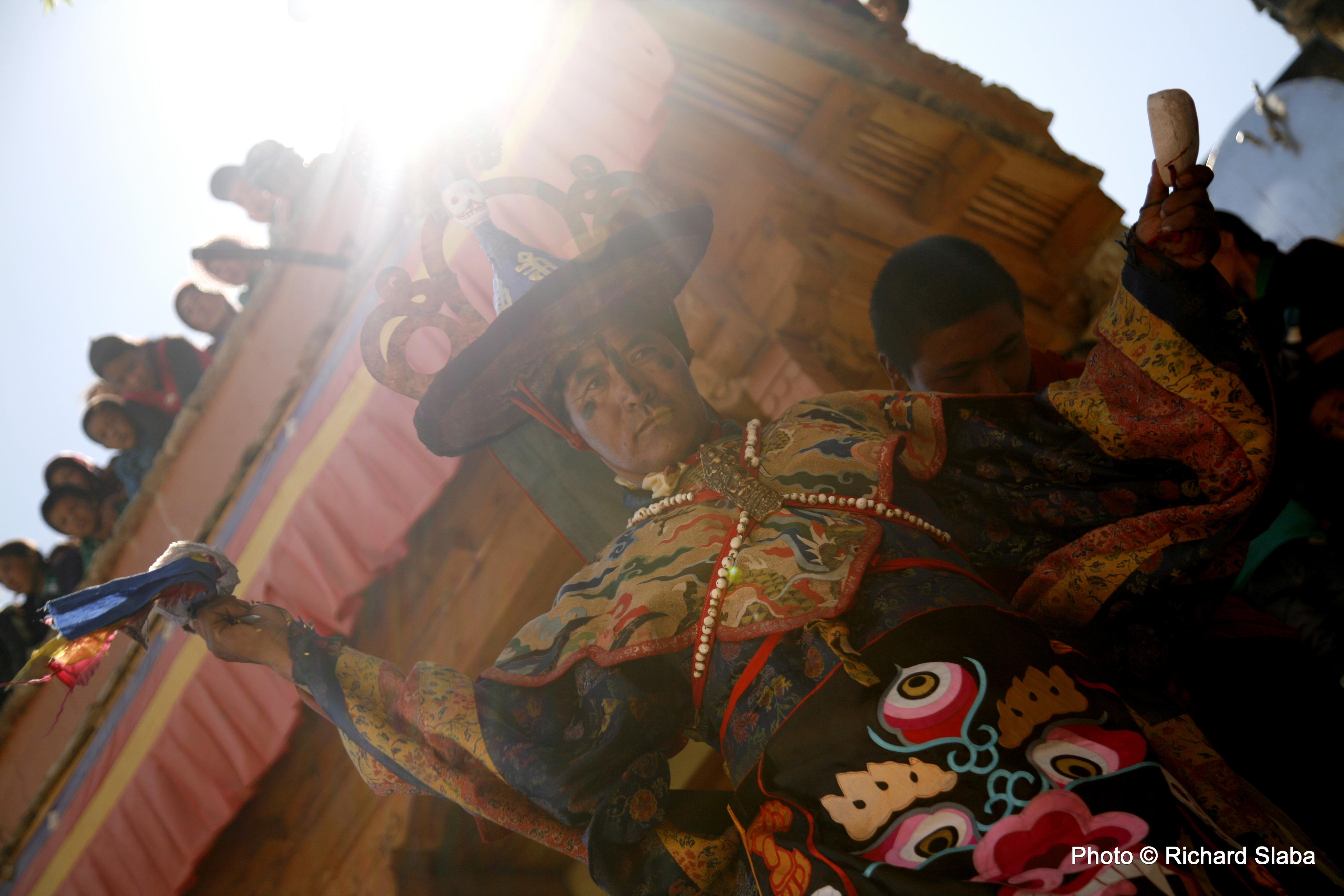 LADAKH, Karsha festival