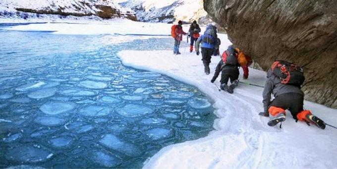 Zimní Ladakh CHADAR