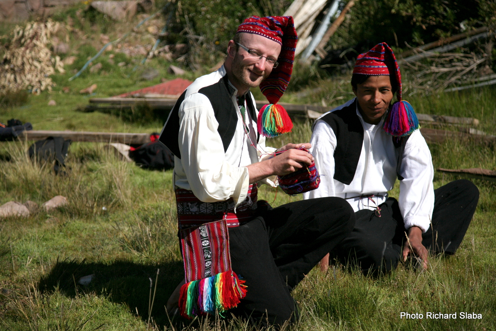 PERU Titicaca Taquile