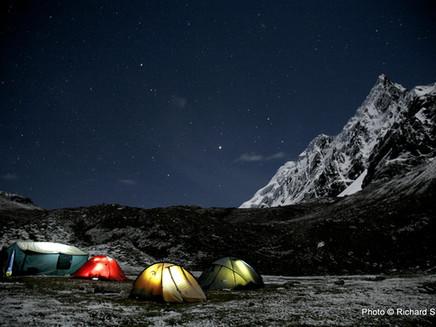 PERU 2016 - horská cesta, volné místo