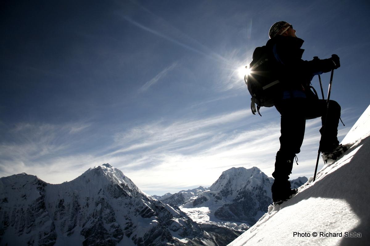 Peru, Jampa climb, Ausangate