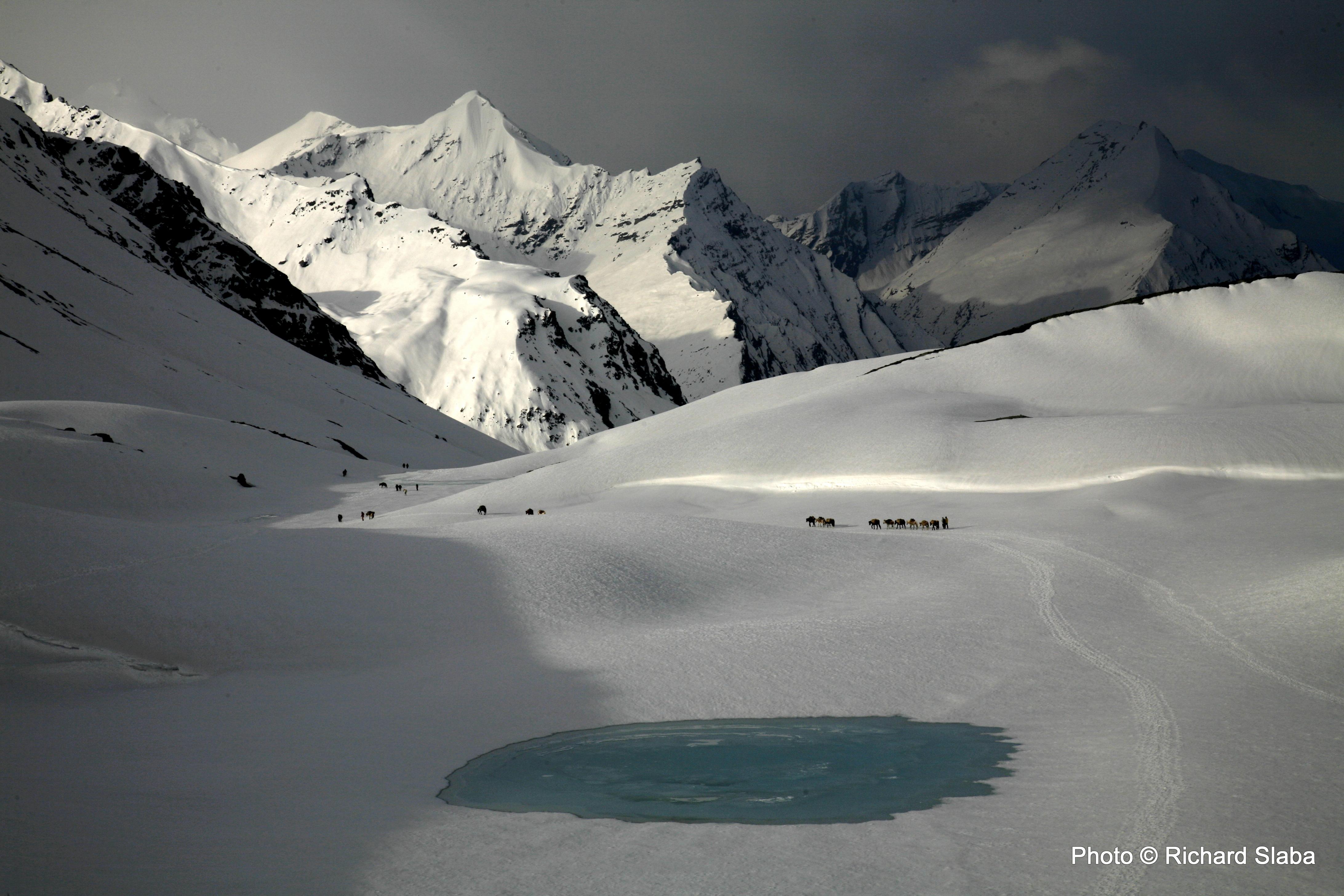 LADAKH, Shingo La 5100 m
