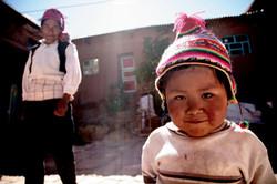 PERU Titicaca Taquile Willi