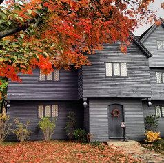 The Witch House - Salem, MA