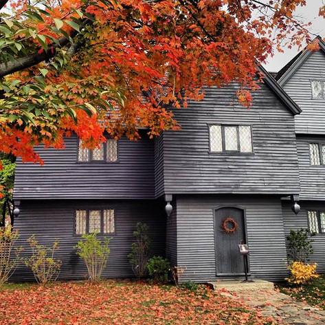 The Witch House - Salem, MA