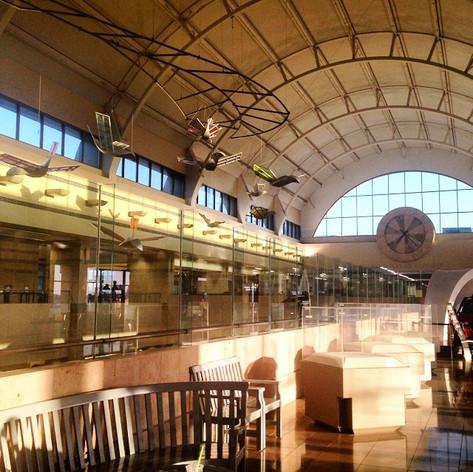 Orange County Airport, CA