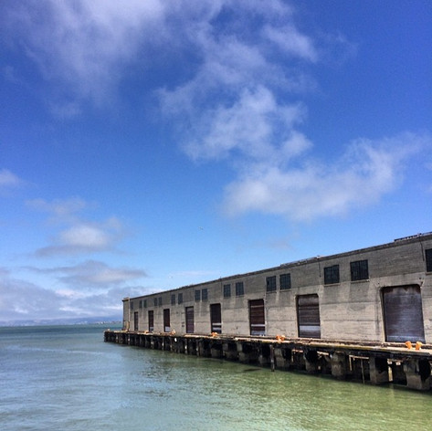 Pier 34 - San Francisco