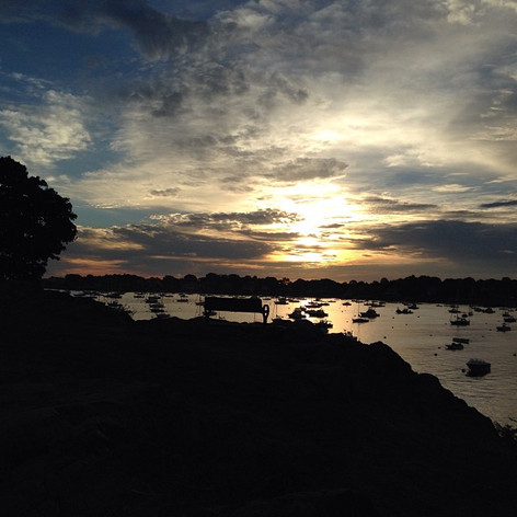 Marblehead Harbor Sunrise