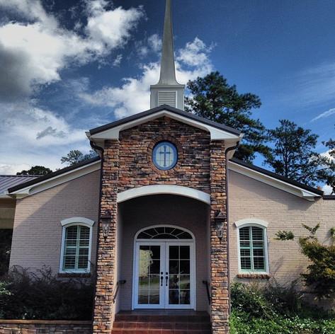 Beulah Baptist- Sterrett, AL