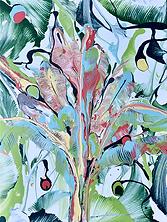 "We Flourish, 16""x20"", Mixed Media on Canvas"