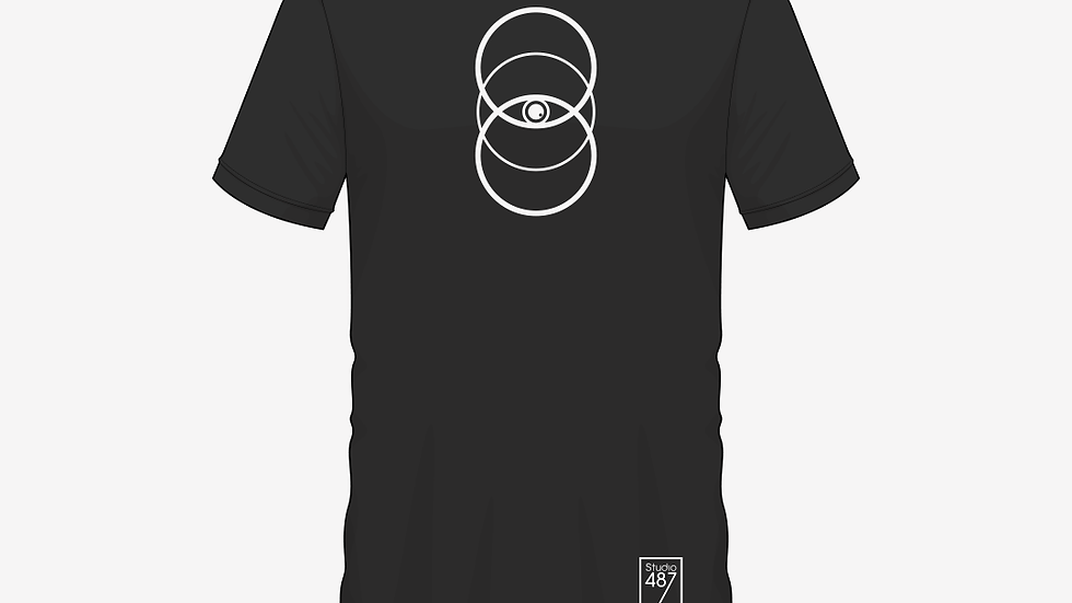 Tee-Shirt Third Eye (Noir)