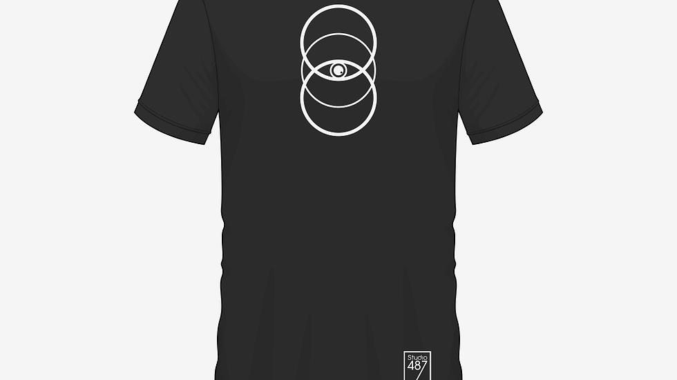 Tee-Shirt Third Eye (Noir)