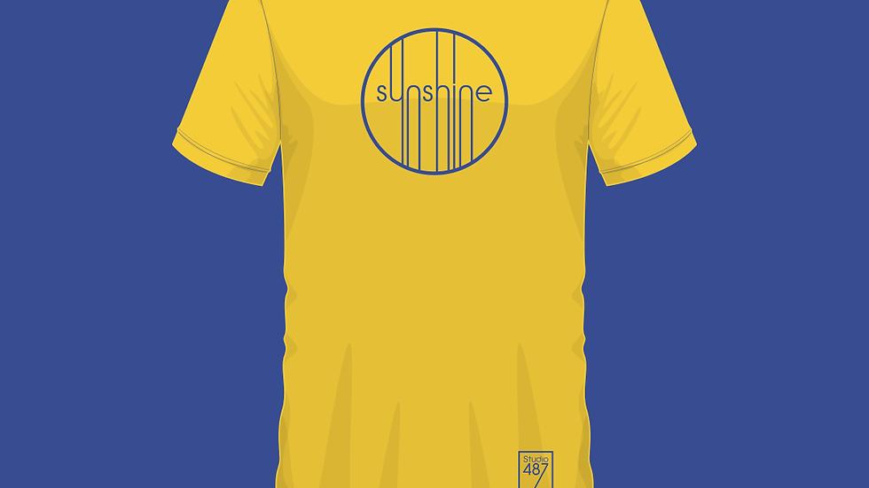 Tee-Shirt Sunshine (Jaune)