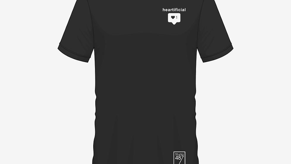 Tee-Shirt Heartificial (Noir)