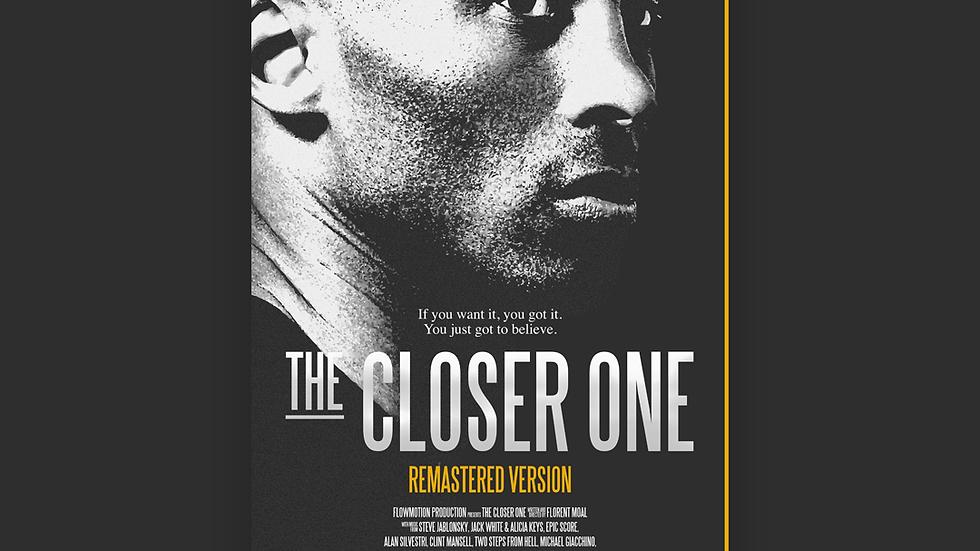 Affiche (V2) The Closer One (Kobe Bryant)