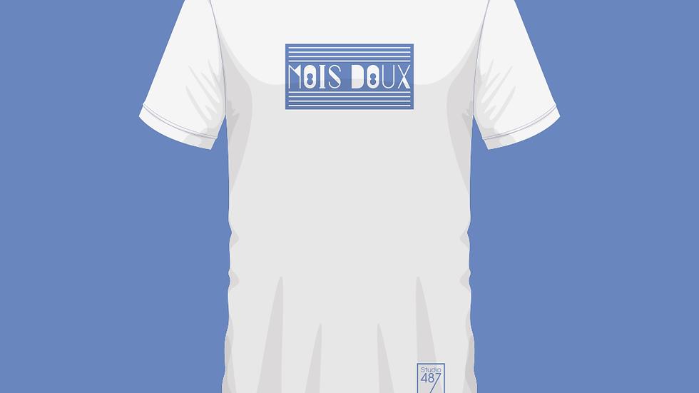 Tee-Shirt Mois Doux (Blanc)