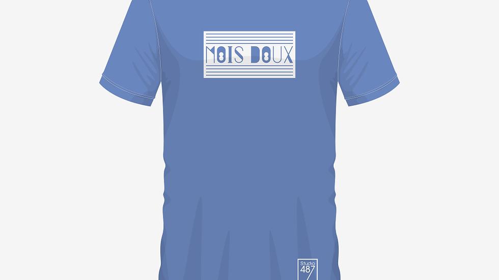 Tee-Shirt Mois Doux (Bleu)