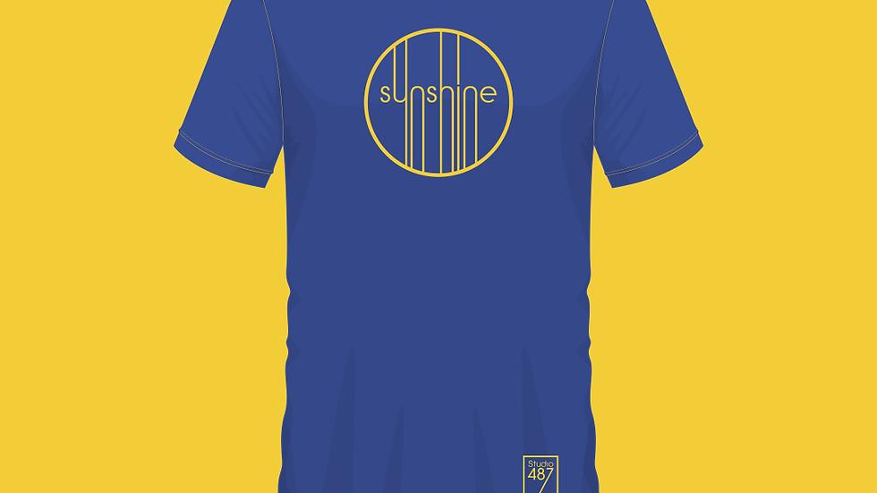 Tee-Shirt Sunshine (Bleu)
