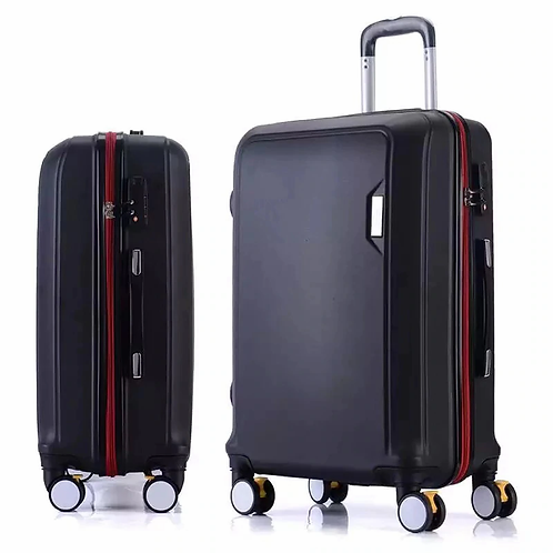 Luggage Set on Spinner Wheels