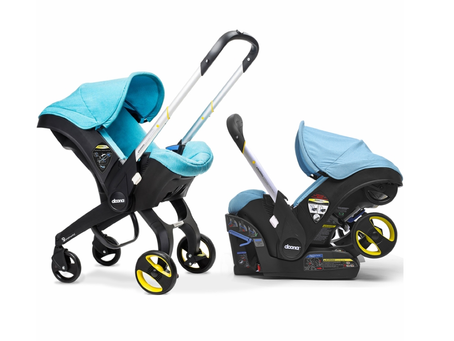 A Stroller and Car Seat that WILL change your life!
