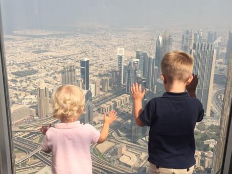 A Family Visit to Dubai...