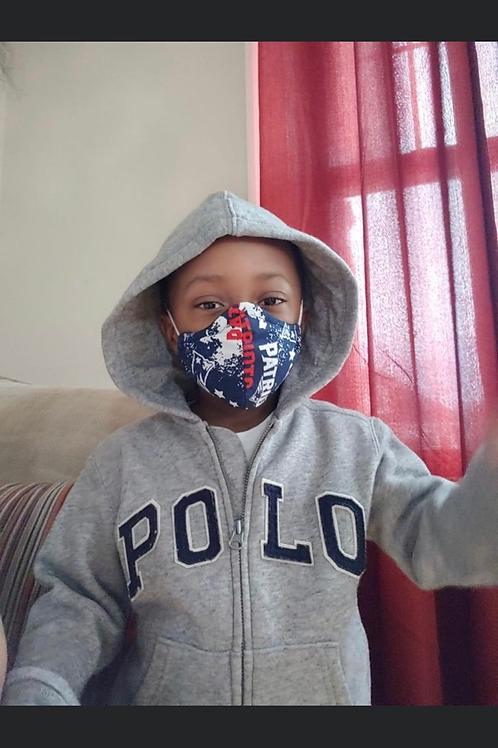 Kids Handmade Mask