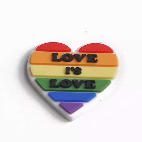 Love is Love Jibbit